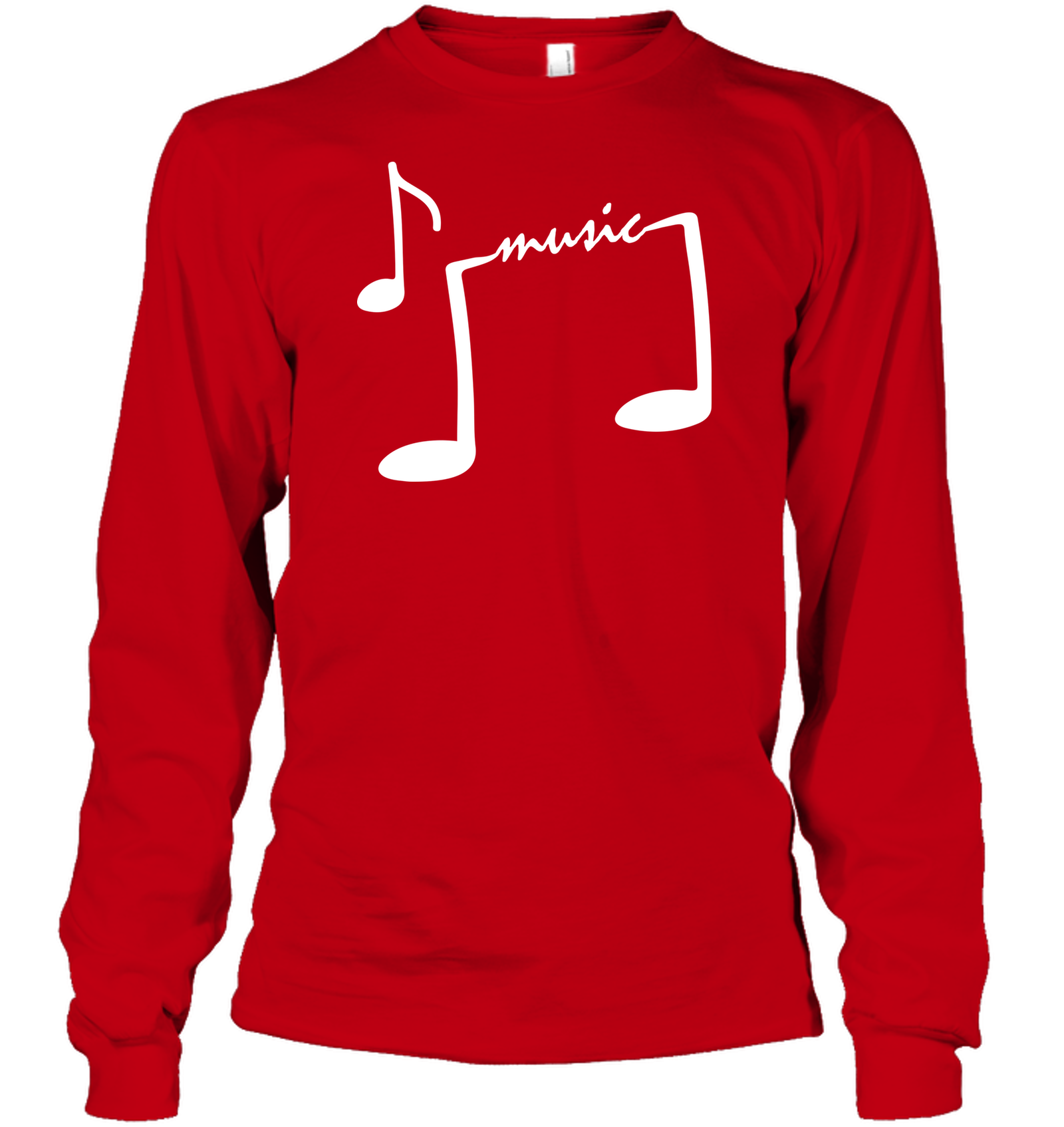 Musical Feet - Gildan Adult Classic Long Sleeve T-Shirt