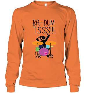 Playin Drums - Gildan Adult Classic Long Sleeve T-Shirt