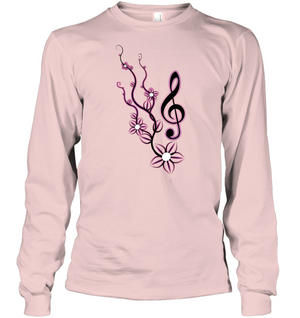 Treble Vine - Gildan Adult Classic Long Sleeve T-Shirt