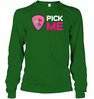 Pick Me - Gildan Adult Classic Long Sleeve T-Shirt