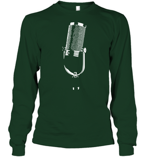 The Mic - Gildan Adult Classic Long Sleeve T-Shirt