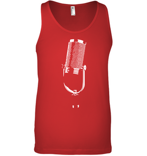 The Mic - Bella + Canvas Unisex Jersey Tank