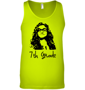 7th Grade - Bella + Canvas Unisex Jersey Tank