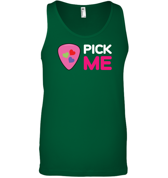 Pick Me - Bella + Canvas Unisex Jersey Tank