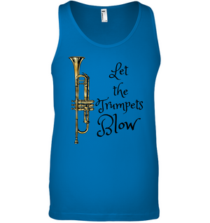 Let the Trumpets Blow - Bella + Canvas Unisex Jersey Tank