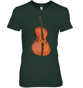 The Cello - Hanes Women's Nano-T® T-Shirt