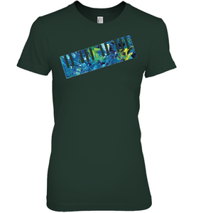 Keyboard Art - Hanes Women's Nano-T® T-Shirt