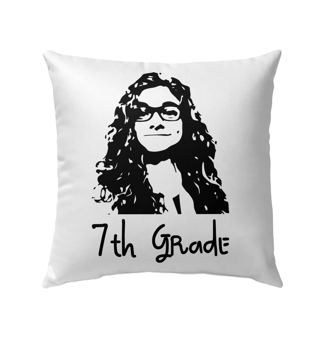 7th Grade - Outdoor Pillow