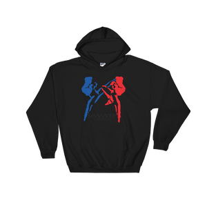 Savate Silhouette - Kensho Pullover Hooded Sweatshirt