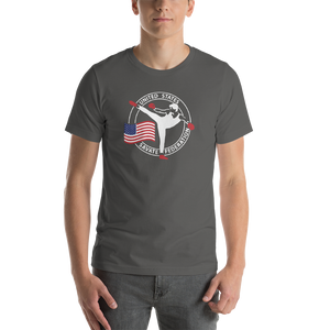 USSF / Kensho - Heather Mens/Unisex T-Shirt