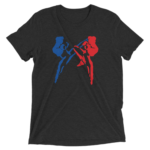 Savate Silhouette - Kensho Bella + Tri Blend Unisex t-shirt