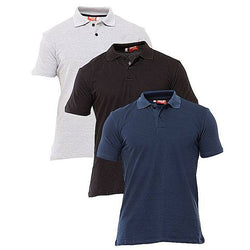 Pack of 3- Multicolor Polo T-shirt For Men