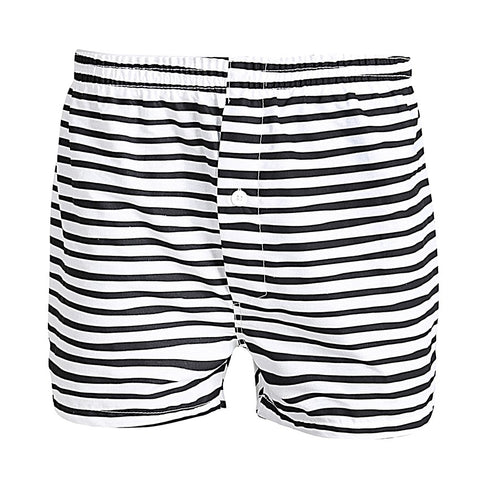 Stripes Cotton Comfrotable Boxers For Men