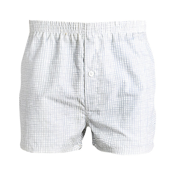 Checkered Cotton Comfrotable Boxers For Men