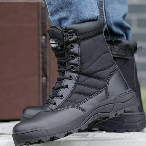 Delta Tactical boots Black