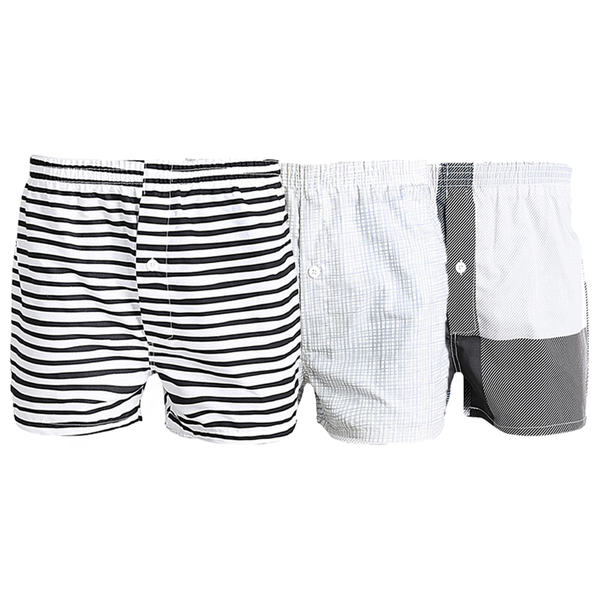 Cotton Comfortable Boxers For Men is available at Buysense
