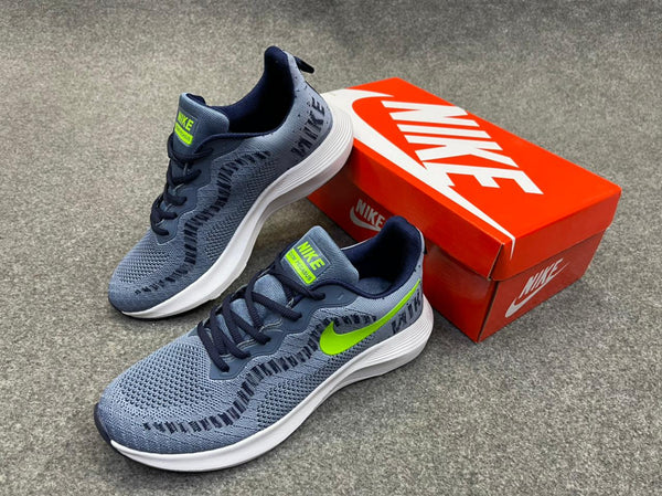 New Nike shoes zoom Blue and Green
