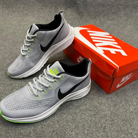 New Nike shoes zoom AshGrey and Black