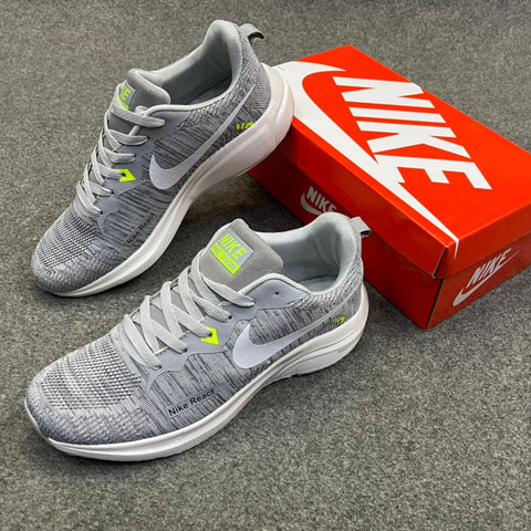New Nike shoes zoom AshGrey and White