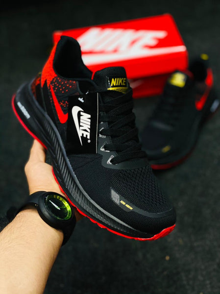 Nike Zoom New Black and Red