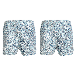 Pack of 2:Printed Cotton Comfrotable Boxers For Men