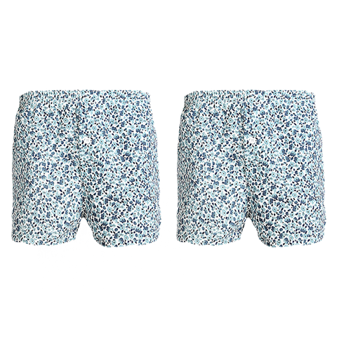 Printed Cotton Comfortable Boxers For Men available at BuySense