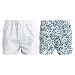 Pack of 2 :Cotton Comfrotable Boxers For Men