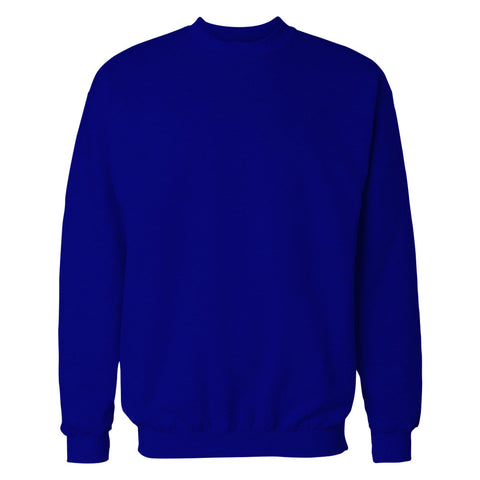 Royal Blue Plain Sweatshirt