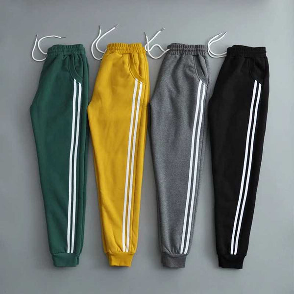 Winter Hip Hop Trousers