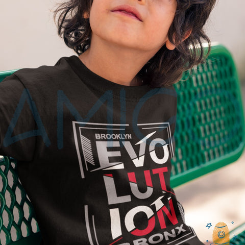Black Evolution T-shirt
