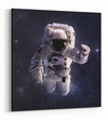 Astronaut - Gallery Wrapped Canvas Prints