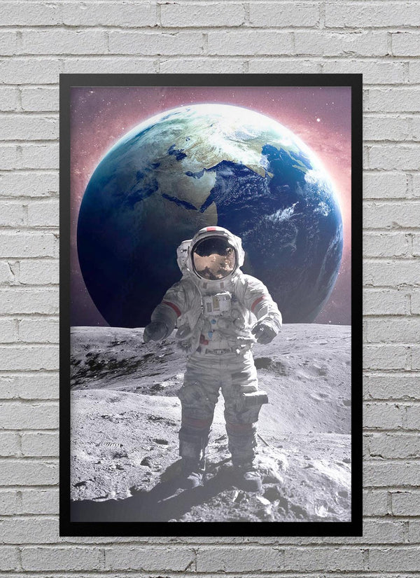 Astronaut V2 - Poster Print