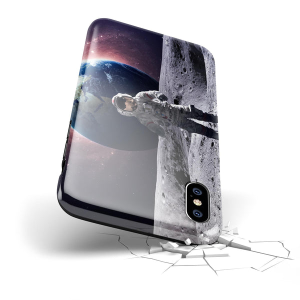 Astronaut V2 - Swappable Series iPhone Case