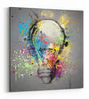 Bright Idea - Gallery Wrapped Canvas Prints