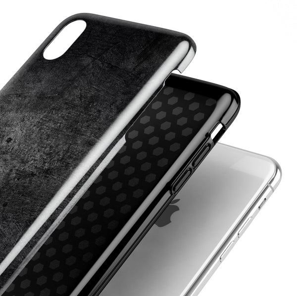 Concrete - Swappable Series iPhone Case