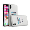 Don't Quit/Do It - Swappable Series iPhone Case