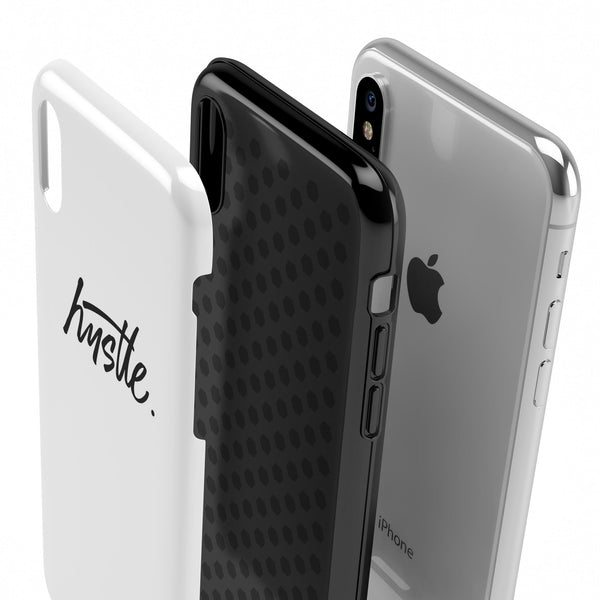 Hustle - Swappable Series iPhone Case