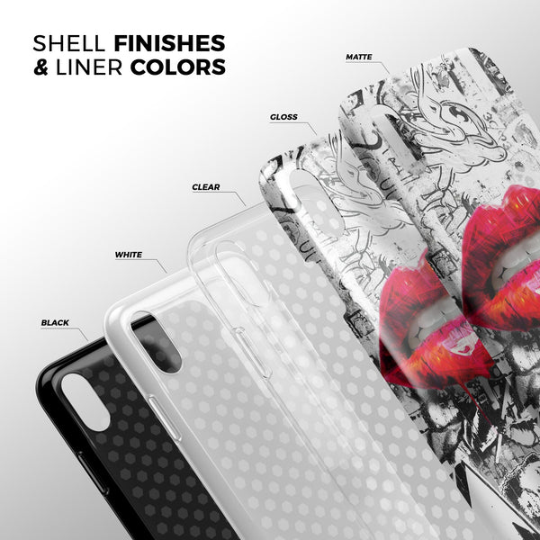 Luscious V2 - Swappable Series iPhone Case