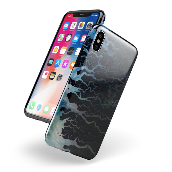 Mercury Overflow - Swappable Series iPhone Case