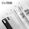 Never Stop V2 - Swappable Series iPhone Case