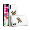 Never Stop - Swappable Series iPhone Case