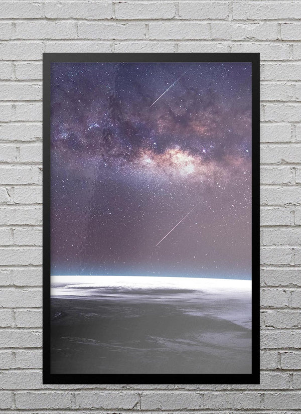 Space V2 - Poster Print