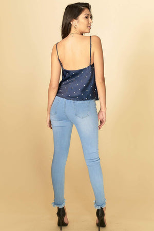 Taylor Jeans Mid Blue