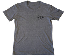 Black Label Clothing | Original Tee | Grey - Black Print