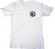 Black Label Clothing | Pitted Tee | White