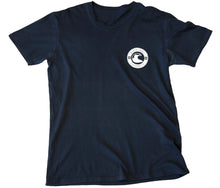 Black Label Clothing | Pitted Tee | Navy Blue