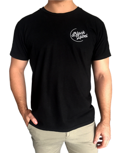 Black Label Clothing | Original Tee | Black