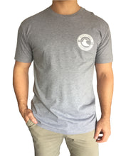 Black Label Clothing | Pitted Tee | Grey