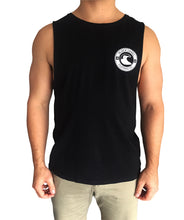 Black Label Clothing | Unisex Pitted Tank | Black