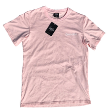 Black Label Clothing | Island Time Tee | Pastel Pink
